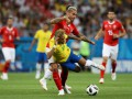 Игроку сборной Швейцарии угрожали за жесткую игру против Неймара