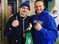 Украинец Голуб защитил титул чемпиона США по версии WBC