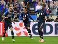 Франция обыграла Германию, приблизив отставку Лева