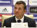Официально: Андрей Шевченко – новый тренер сборной Украины