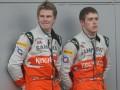 Хюлкенберг может перейти в Sauber, а ди Реста - в Ferrari
