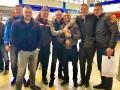 Ломаченко отправился в США для подготовки к бою с Ригондо