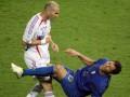Мои слова касались его сестры: Матерацци признался, что сказал Зидану в финале ЧМ-2006