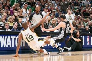 NBA хочет наказывать симулянтов денежными штрафами