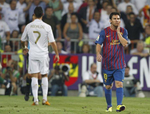 Роналдо оказался позади Лео