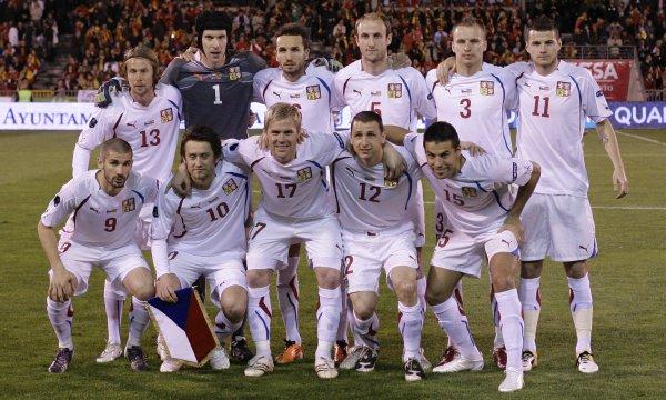 Лидеры сборной Чехии пропустят игру с Украиной