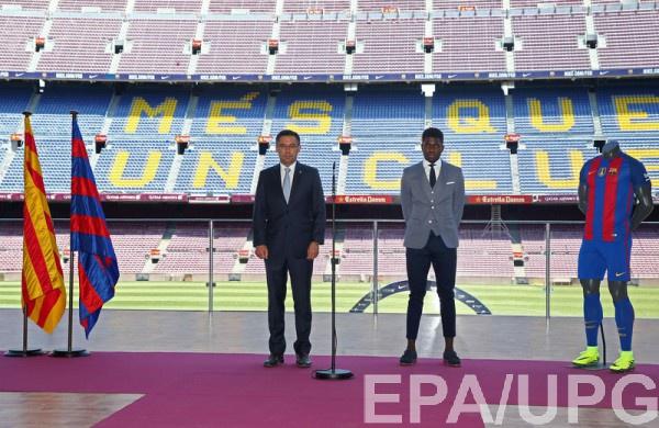 Барселона сможет еще усилиться этим летом