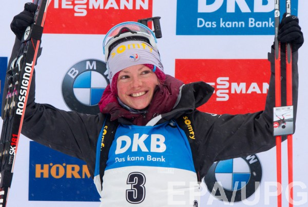 Мари Дорен-Абер выиграла пасьют