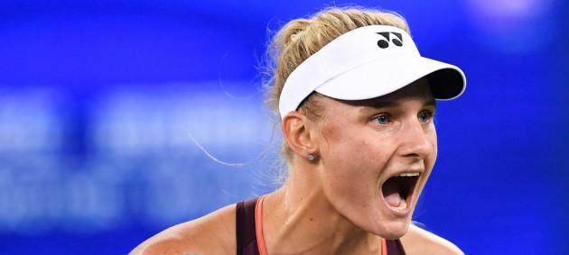 Ястремская уверенно вышла в четвертьфинал турнира в Тяньцзине