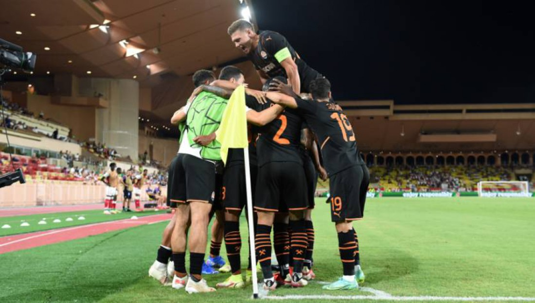 Монако - Шахтер: видео гола и обзор матча