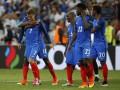 Победная серия Франции в матчах с Португалией составляет 10 игр