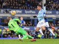 Эвертон - Манчестер Сити 0:2 видео голов и обзор матча АПЛ