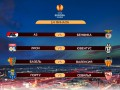 Результаты первых матчей 1/4 финала Лиги Европы