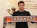 Шахтер объявил о переходе голкипера Шевченко