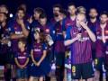 Иньеста провел свой последний матч за Барселону