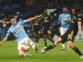 Манчестер Сити - Арсенал 3:0 видео голов и обзор матча АПЛ