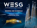 WESG Hearthstone EU Finals: украинцы сыграют свои матчи 1/8 финала