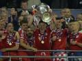 UEFA назвала список претендентов на звание лучшего футболиста Европы