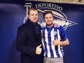 Воспитанник Динамо перешел в испанский Алавес