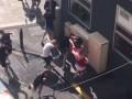 В сети появилось еще одно видео жестокого избиения толпой россиян английского фаната