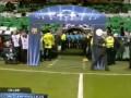 Бойся, Барселона. Фанаты Селтика устроили невероятный перфоманс