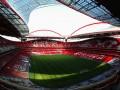 Арсенал требует сыграть с Бенфикой на нейтральном поле