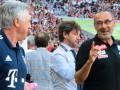 Сарри - о бывшем клубе: Надеюсь, Наполи станет чемпионом под руководством Анчелотти
