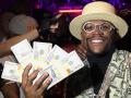 Мейвезер ударился в ставки, выиграв за неделю 280 тысяч долларов