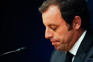 Экс-президент Барселоны арестован по подозрению в отмывании денег