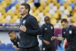 Джеррард опасается сборной Украины