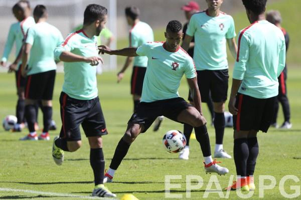 Португалия - Франция: Стартовые составы команд