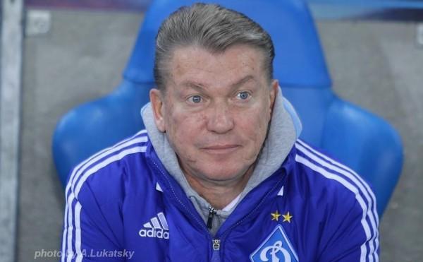 Олег Блохин в ближайшее время может покинуть Динамо