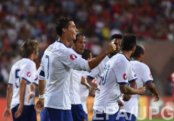 Сборная Португалии обьявила заявку на Евро-2016