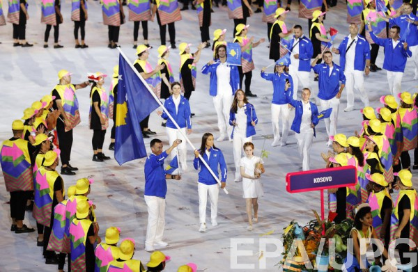 Сборная Косово