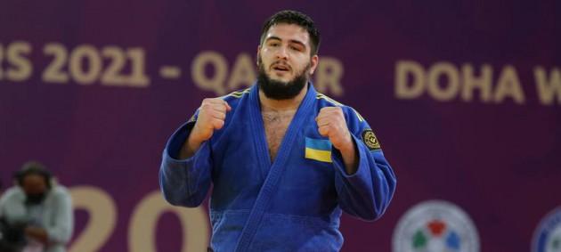 Украинец Хаммо завоевал бронзу Мастерса по дзюдо