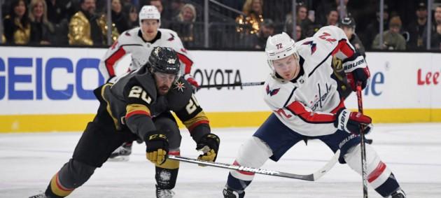 НХЛ: Вегас обыграл Вашингтон, Колорадо в овертайме уступил Тампе