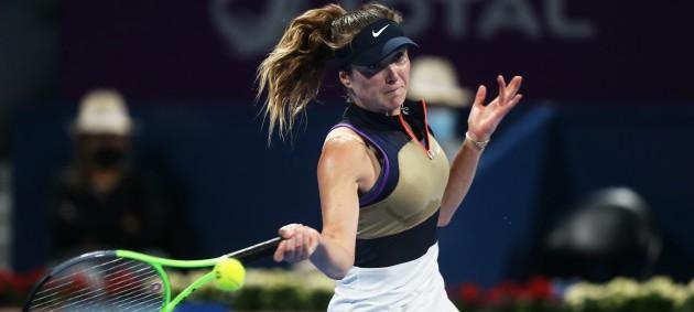 Свитолина проиграла в четвертьфинале турнира WTA в Катаре