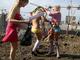 Политическая позиция. Девушка превращается в активистку /Фото Ярослава Дебелого, специально для СПОРТ Bigmir)net