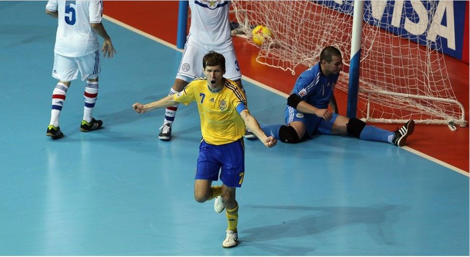 Максим Павленко сравнял счет на последней минуте матча