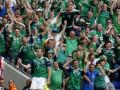 Журналист The Times: Фанаты Северной Ирландии пели оскорбления в адрес Украины
