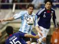 Сборная Японии сенсационно обыгрывает Аргентину