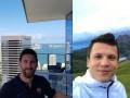 Месси в Майами и Коноплянка в горах: лучшие инстафото недели