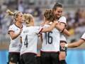 Женская сборная Германии по футболу выиграла золото на Олимпиаде в Рио