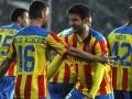Лудогорец – Валенсия - 0:3 видео голов матча Лиги Европы