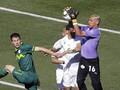 Основной вратарь сборной Алжира может пропустить матч с Англией