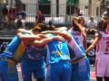 Сборная Украины квалифицировалась на чемпионат Европы по баскетболу 3х3