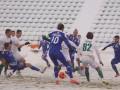 Динамо в заснеженной Полтаве упустило победу, выигрывая 2:0