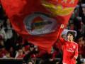 Форвард Бенфики - лучший игрок недели в Лиге Европы
