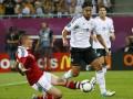 Дания - Германия -  1:2. Текстовая трансляция