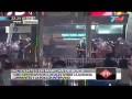 50 000 фанатов Бока Хуниорс устроили погром в столице Аргентины